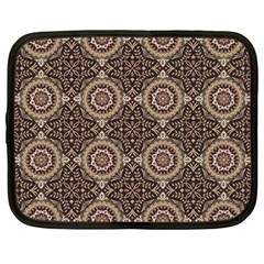 Oriental Pattern Netbook Case (large)
