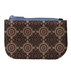 Oriental Pattern Large Coin Purse