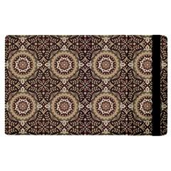 Oriental Pattern Apple Ipad Pro 12 9   Flip Case