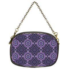 Oriental Pattern Chain Purses (one Side)