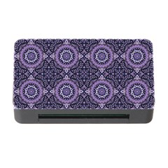 Oriental Pattern Memory Card Reader With Cf