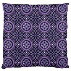 Oriental Pattern Large Cushion Case (two Sides)