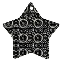 Oriental Pattern Ornament (star)