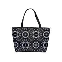 Oriental Pattern Shoulder Handbags