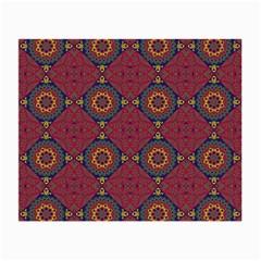 Oriental Pattern Small Glasses Cloth