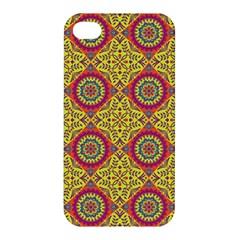Oriental Pattern Apple Iphone 4/4s Hardshell Case