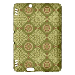 Oriental Pattern Kindle Fire Hdx Hardshell Case