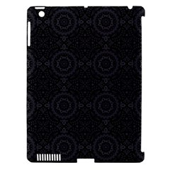 Oriental Pattern Apple Ipad 3/4 Hardshell Case (compatible With Smart Cover)