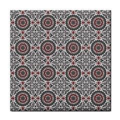 Oriental Pattern Tile Coasters