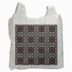 Oriental Pattern Recycle Bag (one Side)
