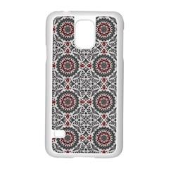 Oriental Pattern Samsung Galaxy S5 Case (white)