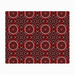 Oriental Pattern Small Glasses Cloth (2 Side)