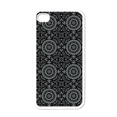 Oriental Pattern Apple Iphone 4 Case (white)