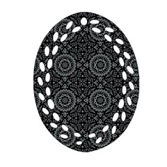 Oriental Pattern Ornament (oval Filigree)