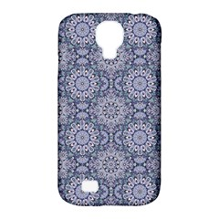 Oriental Pattern Samsung Galaxy S4 Classic Hardshell Case (pc+silicone)