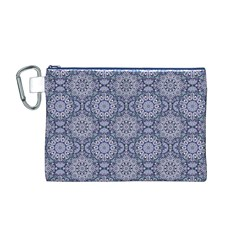 Oriental Pattern Canvas Cosmetic Bag (m)