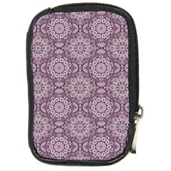 Oriental Pattern Compact Camera Cases