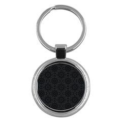 Oriental Pattern Key Chains (round)