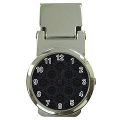 Oriental Pattern Money Clip Watches