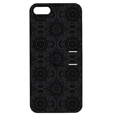 Oriental Pattern Apple Iphone 5 Hardshell Case With Stand