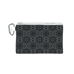Oriental Pattern Canvas Cosmetic Bag (s)