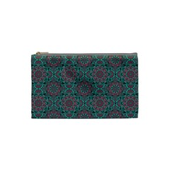 Oriental Pattern Cosmetic Bag (small)