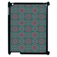 Oriental Pattern Apple Ipad 2 Case (black)