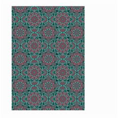 Oriental Pattern Large Garden Flag (two Sides)