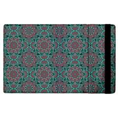 Oriental Pattern Apple Ipad 3/4 Flip Case