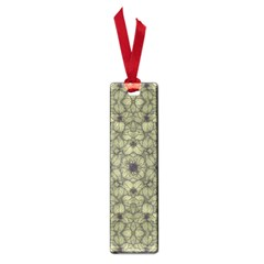 Stylized Modern Floral Design Small Book Marks
