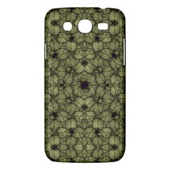 Stylized Modern Floral Design Samsung Galaxy Mega 5 8 I9152 Hardshell Case