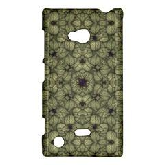 Stylized Modern Floral Design Nokia Lumia 720