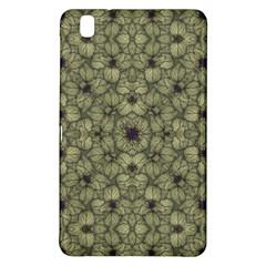 Stylized Modern Floral Design Samsung Galaxy Tab Pro 8 4 Hardshell Case