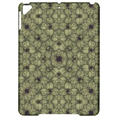 Stylized Modern Floral Design Apple Ipad Pro 9 7   Hardshell Case