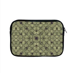Stylized Modern Floral Design Apple Macbook Pro 15  Zipper Case