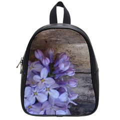 Lilac School Bag (small)