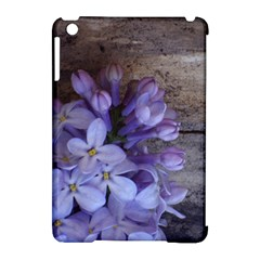 Lilac Apple Ipad Mini Hardshell Case (compatible With Smart Cover)