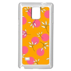 Playful Mood Ii Samsung Galaxy Note 4 Case (white)