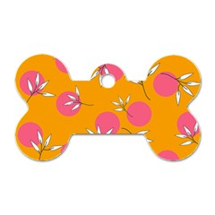 Playful Mood Ii Basics Dog Tag Bone (two Sides)
