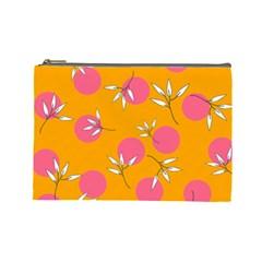 Playful Mood Ii Cosmetic Bag (large)