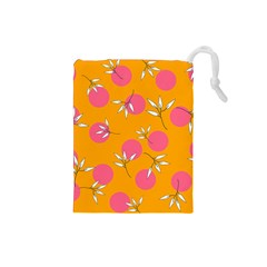 Playful Mood Ii Drawstring Pouches (small)