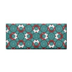 Colorful Geometric Graphic Floral Pattern Cosmetic Storage Cases