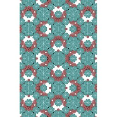 Colorful Geometric Graphic Floral Pattern 5 5  X 8 5  Notebooks