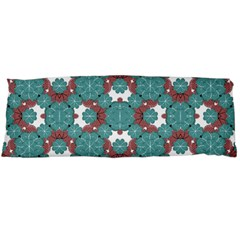 Colorful Geometric Graphic Floral Pattern Body Pillow Case Dakimakura (two Sides)