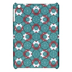 Colorful Geometric Graphic Floral Pattern Apple Ipad Mini Hardshell Case