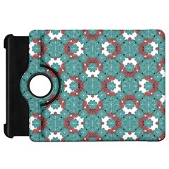 Colorful Geometric Graphic Floral Pattern Kindle Fire Hd 7