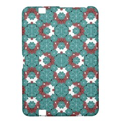 Colorful Geometric Graphic Floral Pattern Kindle Fire Hd 8 9
