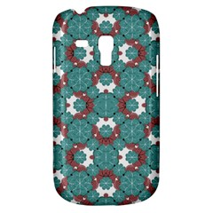 Colorful Geometric Graphic Floral Pattern Galaxy S3 Mini