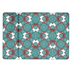 Colorful Geometric Graphic Floral Pattern Samsung Galaxy Tab 10 1  P7500 Flip Case