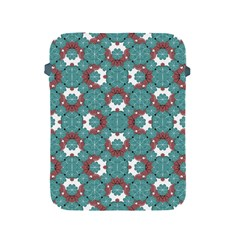Colorful Geometric Graphic Floral Pattern Apple Ipad 2/3/4 Protective Soft Cases
